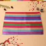 [원단스티커]-전통무늬 색동(A4사이즈)