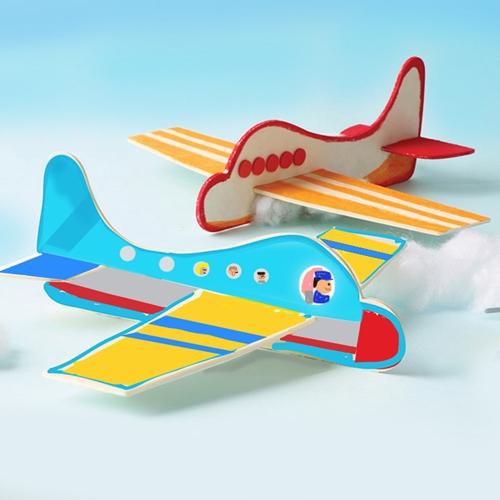 우드비행기