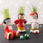 성탄 잔디인형만들기(4인용)