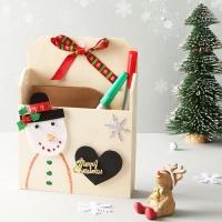 성탄 하트수납함 (4인용)