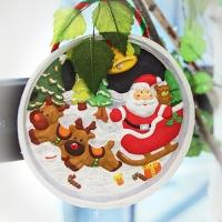 산타의 선물-입체트레이