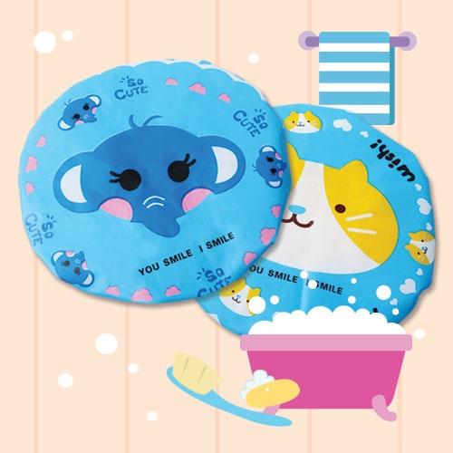 목욕모자_블루