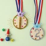 금메달 은메달(4인용)