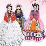 컬러룬 삼국전통의상(3종 中 택1)