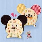 마우스 시계 (무브+바늘포함)