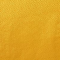 [원단스티커]-전통미로 옐로(A4사이즈)